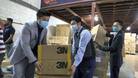 UAE residents in race against time to send medical supplies home to China