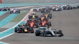 Abu Dhabi F1: latest news from the final day of the Grand Prix season