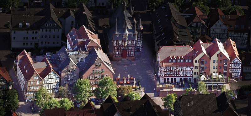 A handout photo of Hotel Die Sonne Frankenberg (Courtesy: Hotel Die Sonne Frankenberg)