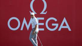 Sergio Garcia remains in contention at Omega Dubai Desert Classic