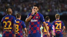 Luis Suarez stars in 'valuable victory' for Barcelona against Inter Milan in the Champions League