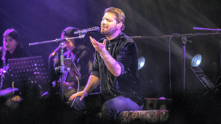 An image that illustrates this article Sami Yusuf on his Expo 2020 Dubai concert: 'It will impress all who watch'