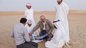 'Christo loved the UAE and the Emirates loved him back': Zaki Nusseibeh on the artist's desert legacy