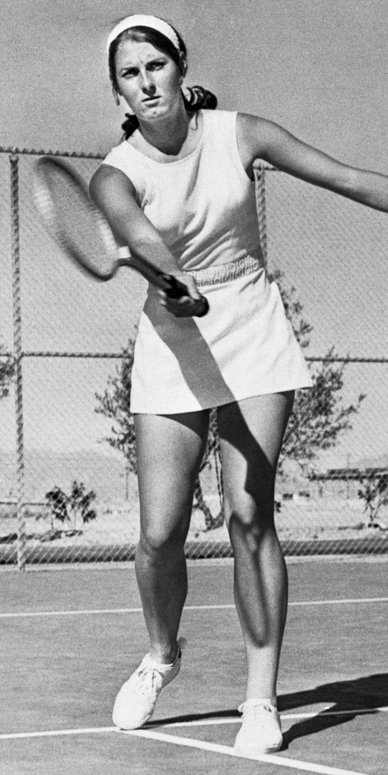 Posed shot of Valerie Ziegenfuss. (Photo by Bettmann Archive/Getty Images)