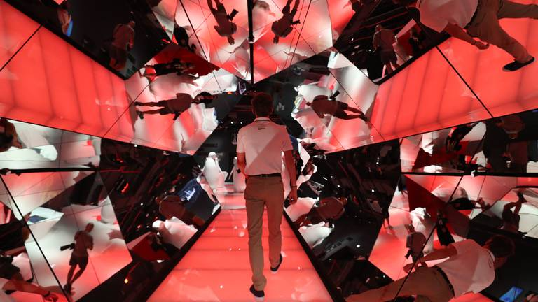 An image that illustrates this article Monaco's Expo 2020 pavilion to delight visitors with kaleidoscope show