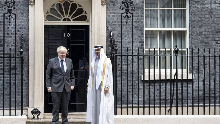 An image that illustrates this article UAE-backed Strategic Investment Partnership to invest £10bn in UK