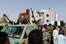 Sudan's army puts everything on the line
