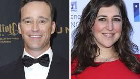'Big Bang Theory' actress Mayim Bialik named as 'Jeopardy!' host alongside Mike Richards