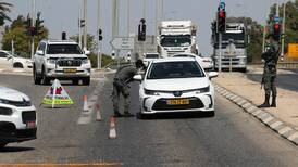 Israel detains more relatives of escaped Palestinian prisoners