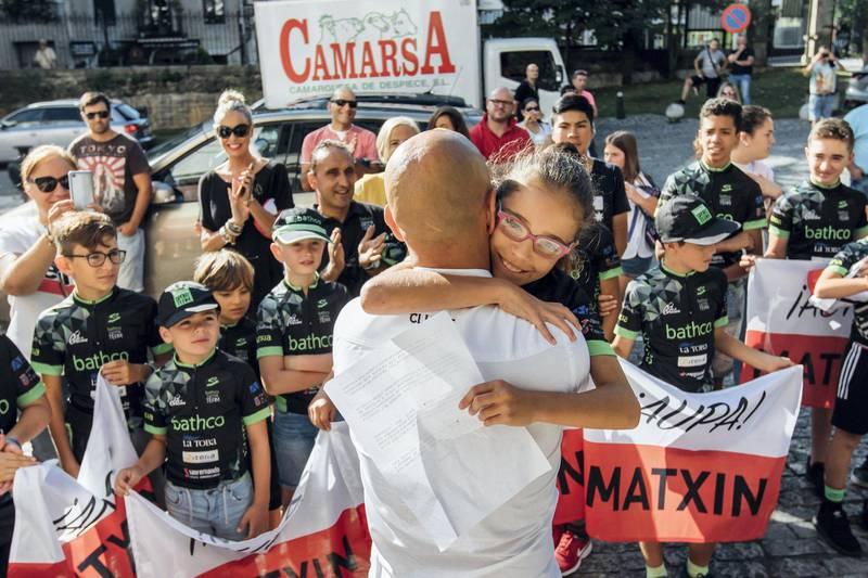 Vuelta - Maxtin