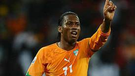 Didier Drogba backs $5bn campaign to fund children's education