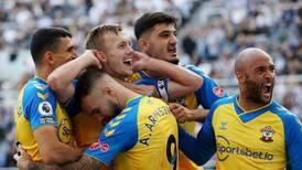 Newcastle v Southampton player ratings: Saint-Maximin 8, Wilson 8; Salisu 8, Ward-Prowse 7