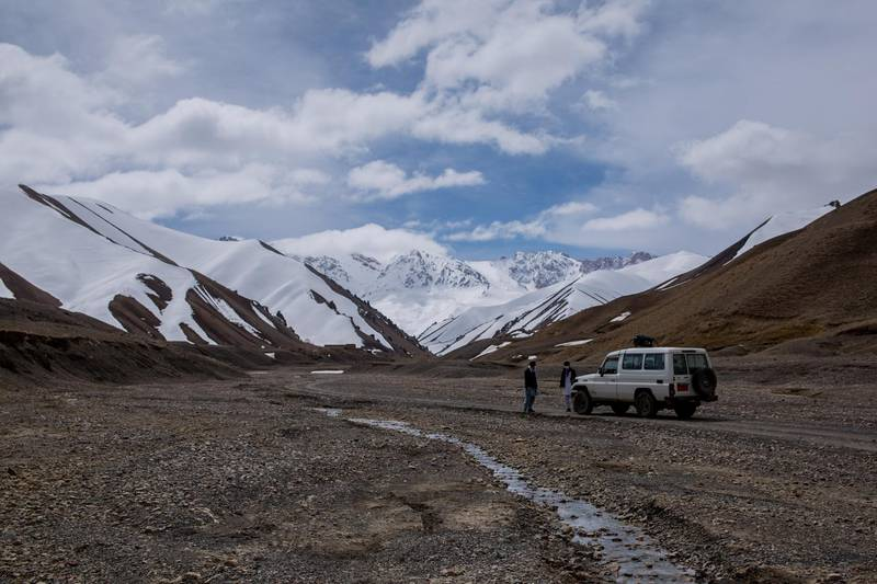 Expeditions in Bamyan lead deep into the Hindu Kush mountains.