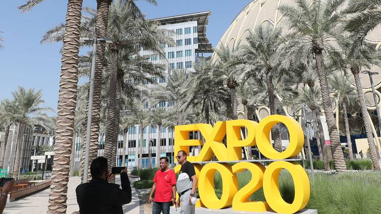 An image that illustrates this article How to get to Expo 2020 Dubai by car