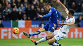 Jamie Vardy 'is happy with us, we don't want to sell him' says Leicester's Ranieri