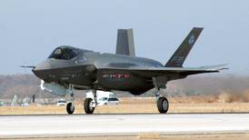 UAE F-35 deal moving fast and not affected by changeover, says US official