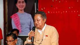 Myanmar coup: military arrests senior Suu Kyi aide