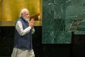 India's Modi takes aim at Pakistan and China in UNGA address