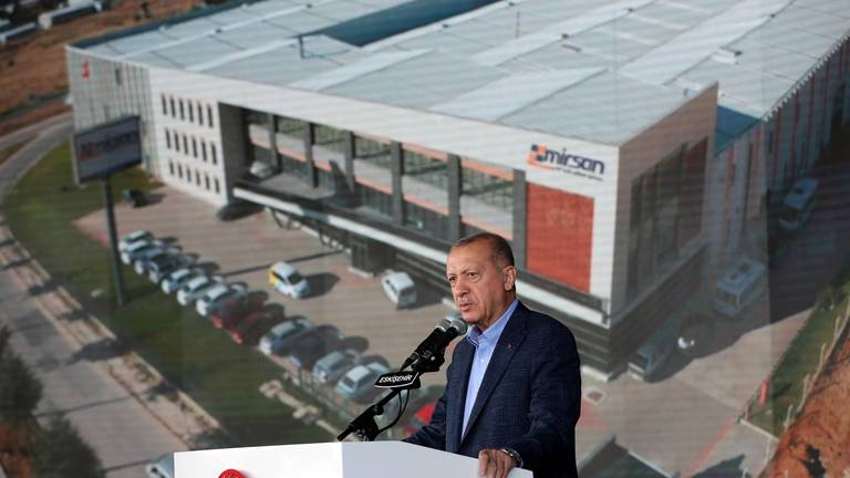An image that illustrates this article Erdogan's move could bring about grave economic consequences