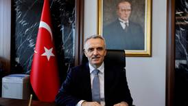 Erdogan fires Turkish central bank governor for third time in less than three years