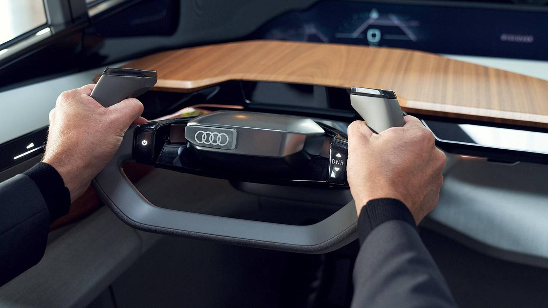 Picture: Audi AI:ME concept car