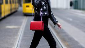 Leather jackets get an embellished upgrade for the upcoming season