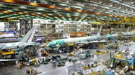 Boeing joins Mubadala in five-year research venture