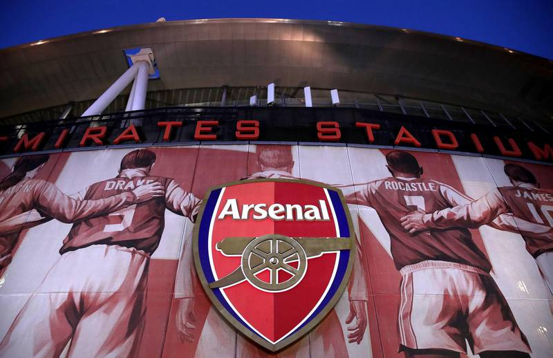 File photo dated 27-02-2019 of the Emirates stadium. PA Photo. Issue date: Tuesday March 24, 2020. Arsenal have pledged a £100,000 donation to local charities supporting the fight against the coronavirus pandemic. See PA story SOCCER Coronavirus Arsenal. Photo credit should read Adam Davy/PA Wire.