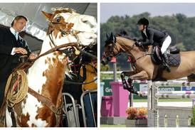 14 celebrity equestrians: Bella Hadid, Russell Crowe, Kaley Cuoco and more