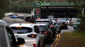 UK may need army to tackle fuel shortage as nine in 10 petrol stations run dry