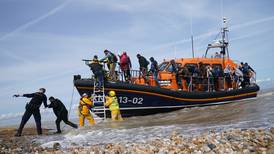 Newborn baby rescued from migrant boat after nine hours in English Channel