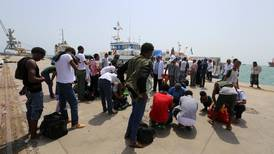 Migrants stranded in Yemen hope to return to countries they risked their lives to leave