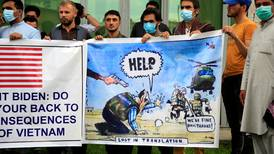 Congress urges Biden to rescue 18,000 Afghans who helped US military