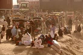 Pakistani authorities deport Afghan refugees fleeing Taliban