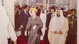 Glory days return for Abu Dhabi hotel that once hosted Queen Elizabeth II