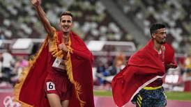 Morocco's Soufiane El Bakkali wins men's 3,000m steeplechase gold