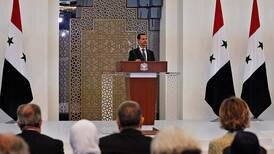 Syria's Assad approves Cabinet with new internal trade minister