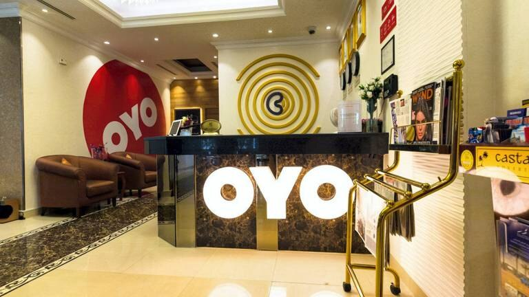 An image that illustrates this article India's Oyo plans to raise $1.2bn through an IPO