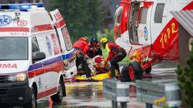 Lightning strikes kill five people, including two children, and injure more than 100 in Poland