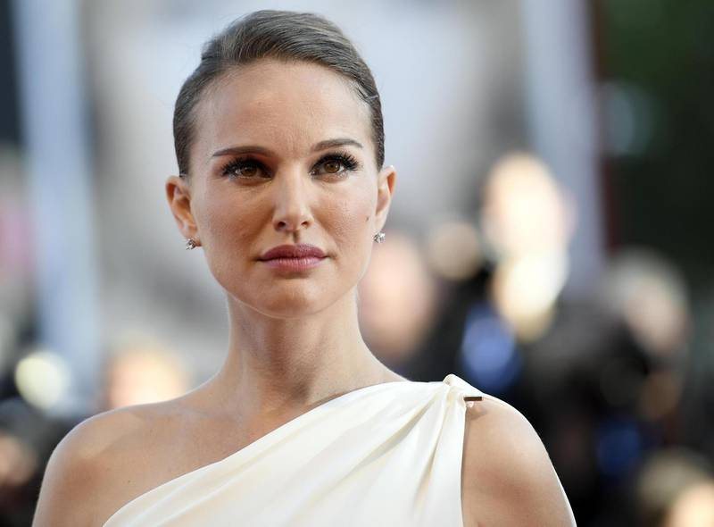 epa06687101 (FILE) - US actress Natalie Portman arrives for the premiere of 'Planetarium' at the 73rd annual Venice International Film Festival, in Venice, Italy, 08 September 2016 (reissued 23 April 2018). According to reports, Natalie Portman on 23 April 2018 has rejected her Genesis Prize in protest against the policies of Israel's Prime Minister Netanyahu.  EPA/CLAUDIO ONORATI *** Local Caption *** 53007843