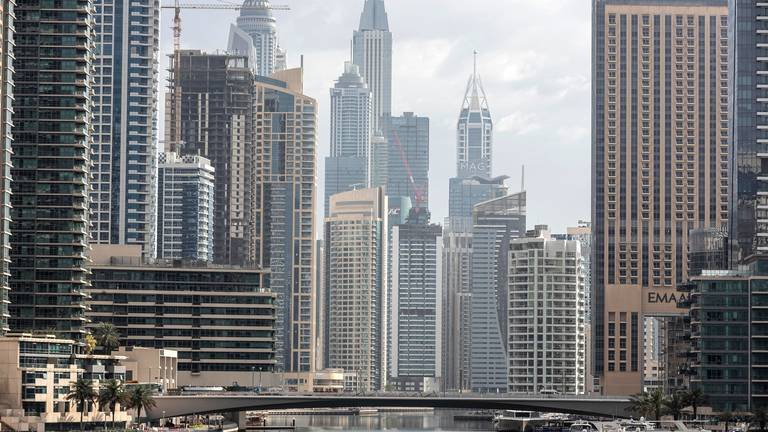 An image that illustrates this article UAE weather: fair, partly cloudy and hazy