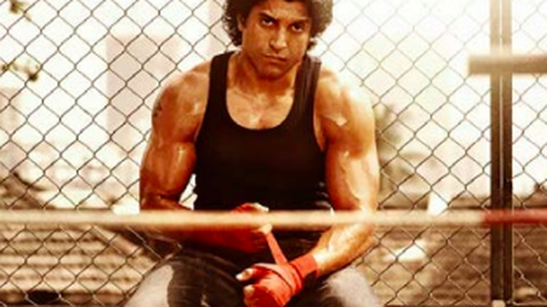 An image that illustrates this article Watch: Farhan Akhtar on top form in 'Toofaan' trailer