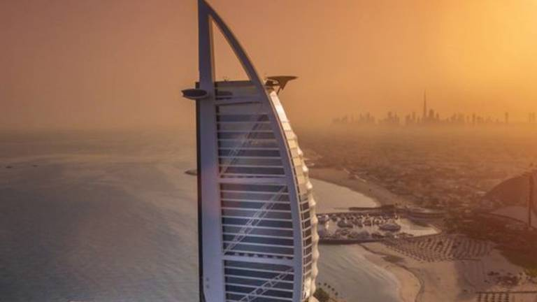 An image that illustrates this article You can now book a 90-minute tour to experience the luxury inside Burj Al Arab