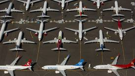 Covid-19: How unwanted planes are parked in aircraft boneyards across the world
