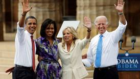 Michelle Obama urges Trump administration to co-operate with Biden transition team