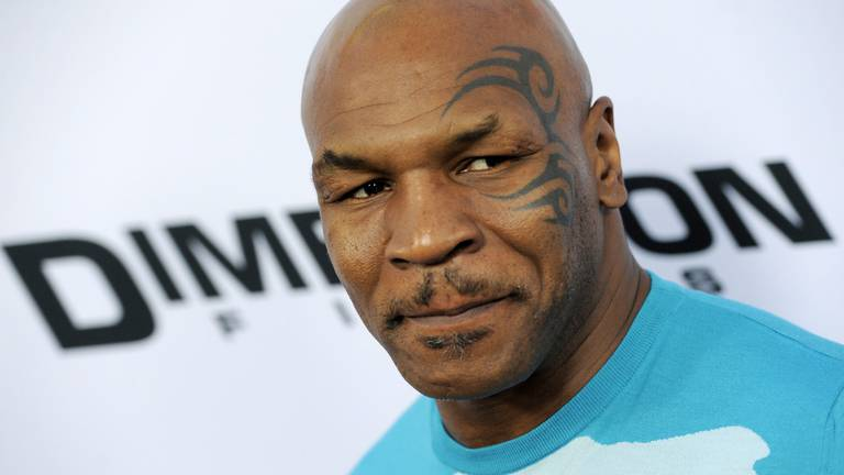 An image that illustrates this article Mike Tyson is joining the cast of Bollywood film 'Liger'