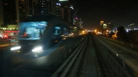 Metro and trams in Dubai to be suspended from 8pm to 6am until April 5