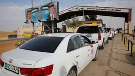 Jordan closes Syria border after rebel attacks in Deraa