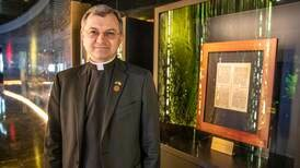 Ancient manuscripts from Vatican's secret archive on display at Expo 2020 Dubai