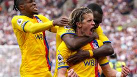 West Ham v Crystal Palace ratings: Michail Antonio 9, Declan Rice 7; Conor Gallagher 9
